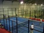 Padel indoor  2